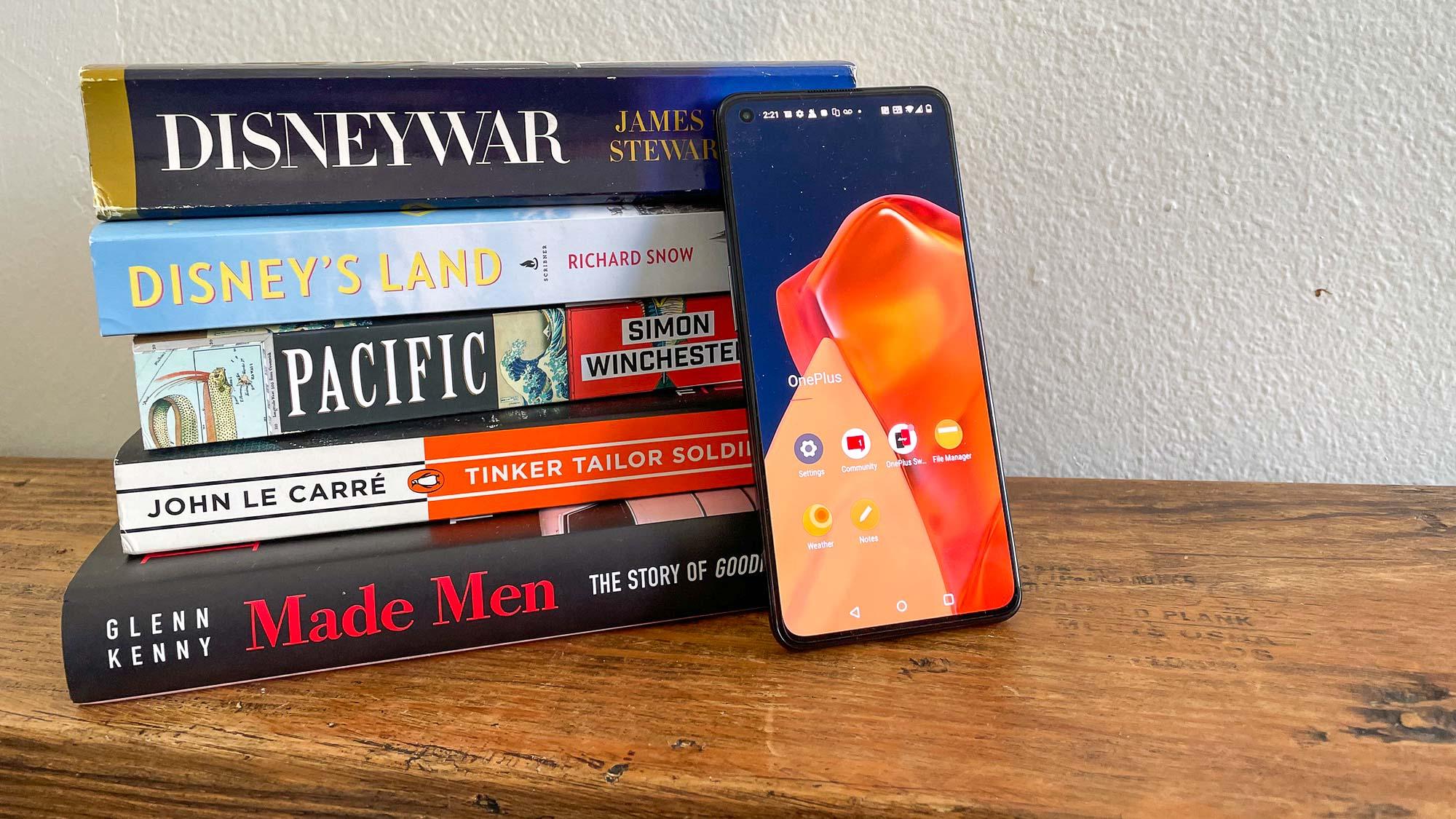 best android phones: oneplus 9