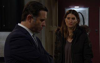 Debbie confronts Graham