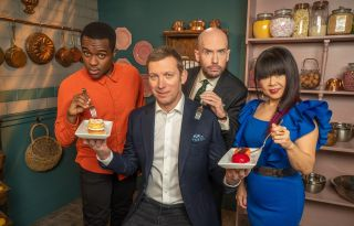 TV tonight Bake Off: The Professionals presenters and judges