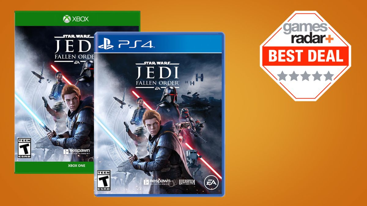 Star Wars Jedi: Fallen Order gets a big discount today - lightsaber gaming has never been better