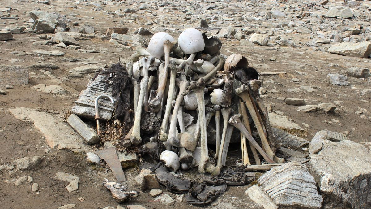 Hundreds of skeletons fill this remote Himalayan lake. How did they get there? - Livescience.com