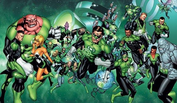 Green Lantern DC Comics