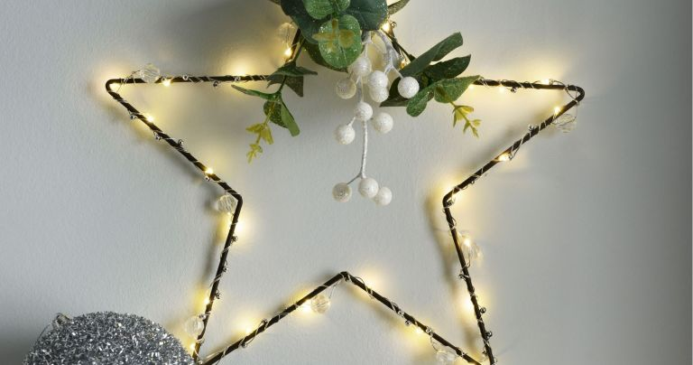 Next Christmas decorations