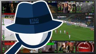 TAG Video Systems Multiviewer and Monitoring