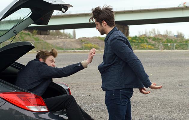 Daniel, Adam, Ken's attack, confessions