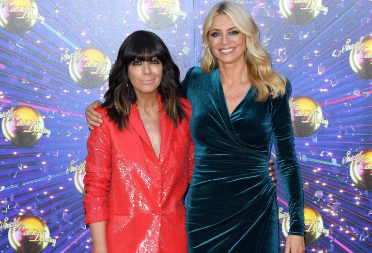 tess and claudia Strictly Come Dancing