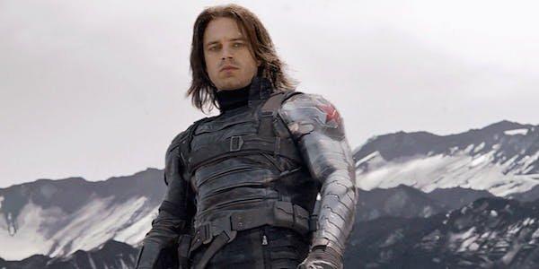 Bucky Barnes winter soldier Sebastian Stan