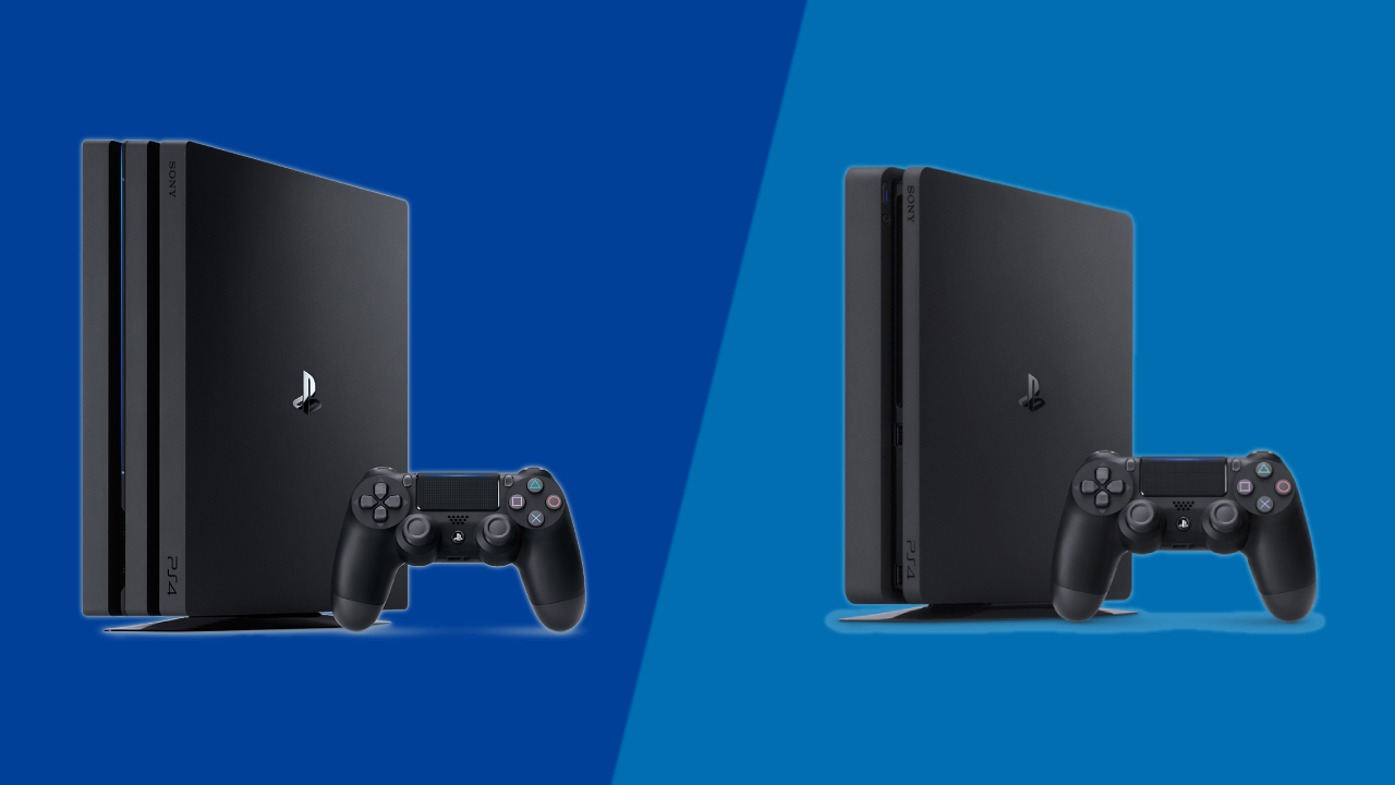 Ps4 Pro Vs Ps4 What S The Difference Techradar