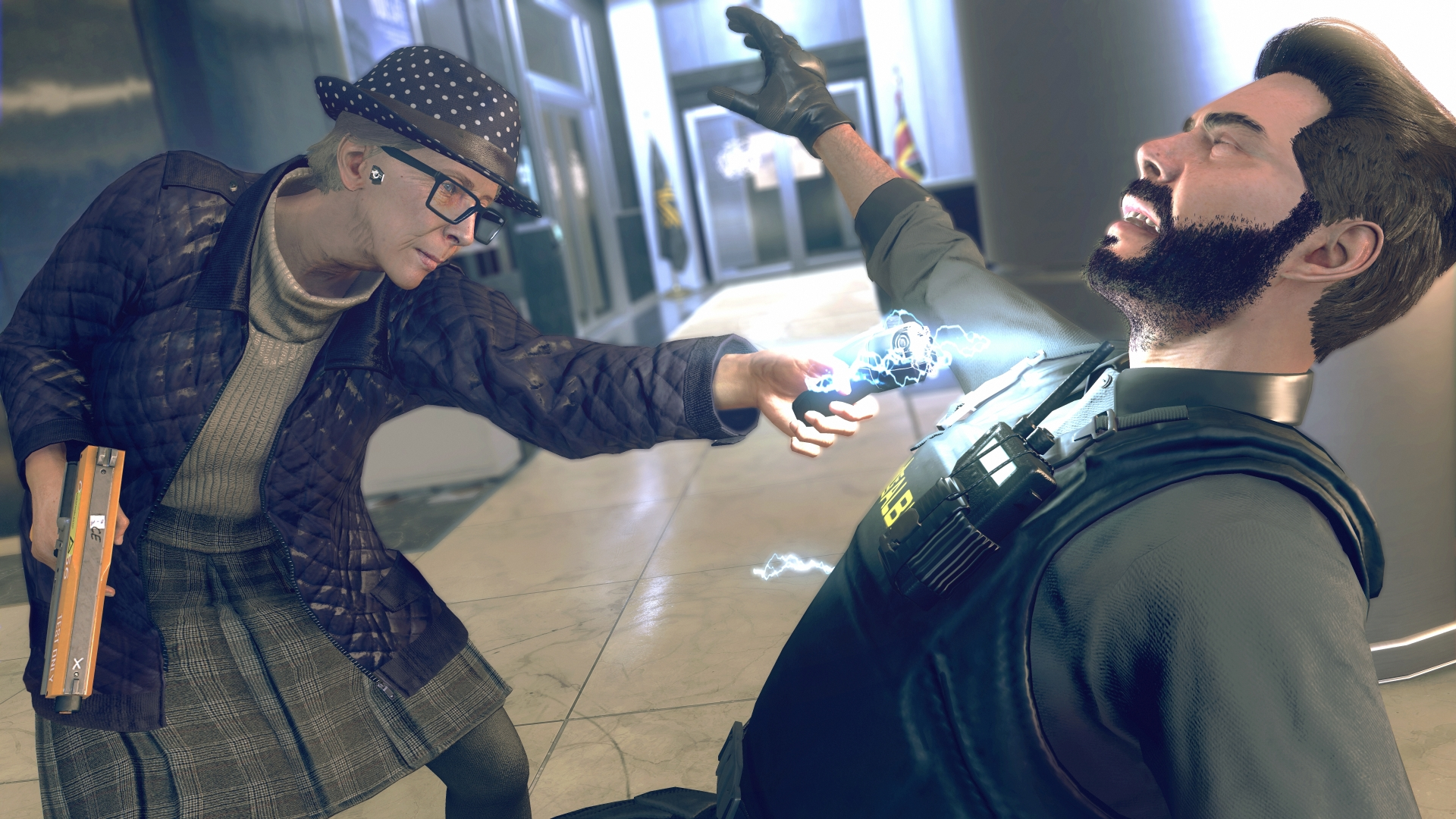 Clint Hocking says finding multiple grandma spies in Watch Dogs Legion is a  'one in a billion' chance | PC Gamer