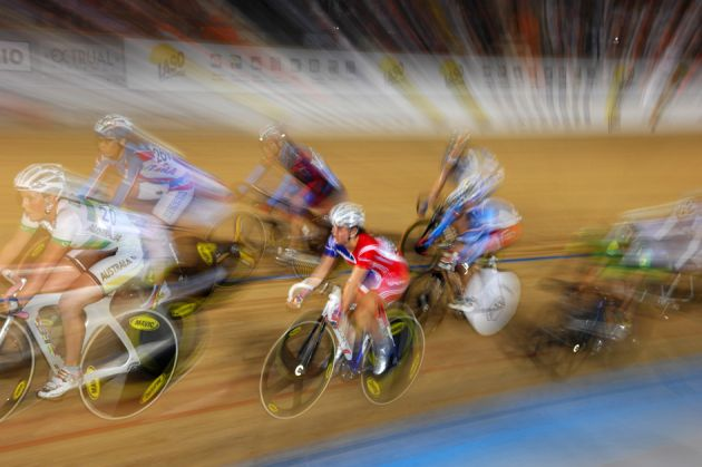 2008 track racing