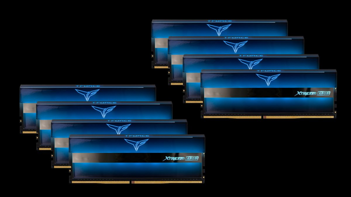 Short on Memory? TeamGroup Announces 256GB RAM Kit