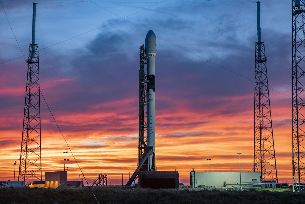 SpaceX will launch the Turksat 5A satellite for Turkey tonight. Here's how to watch live.
