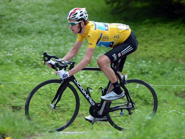 Bradley Wiggins, Criterium du Dauphine 2012, stage six