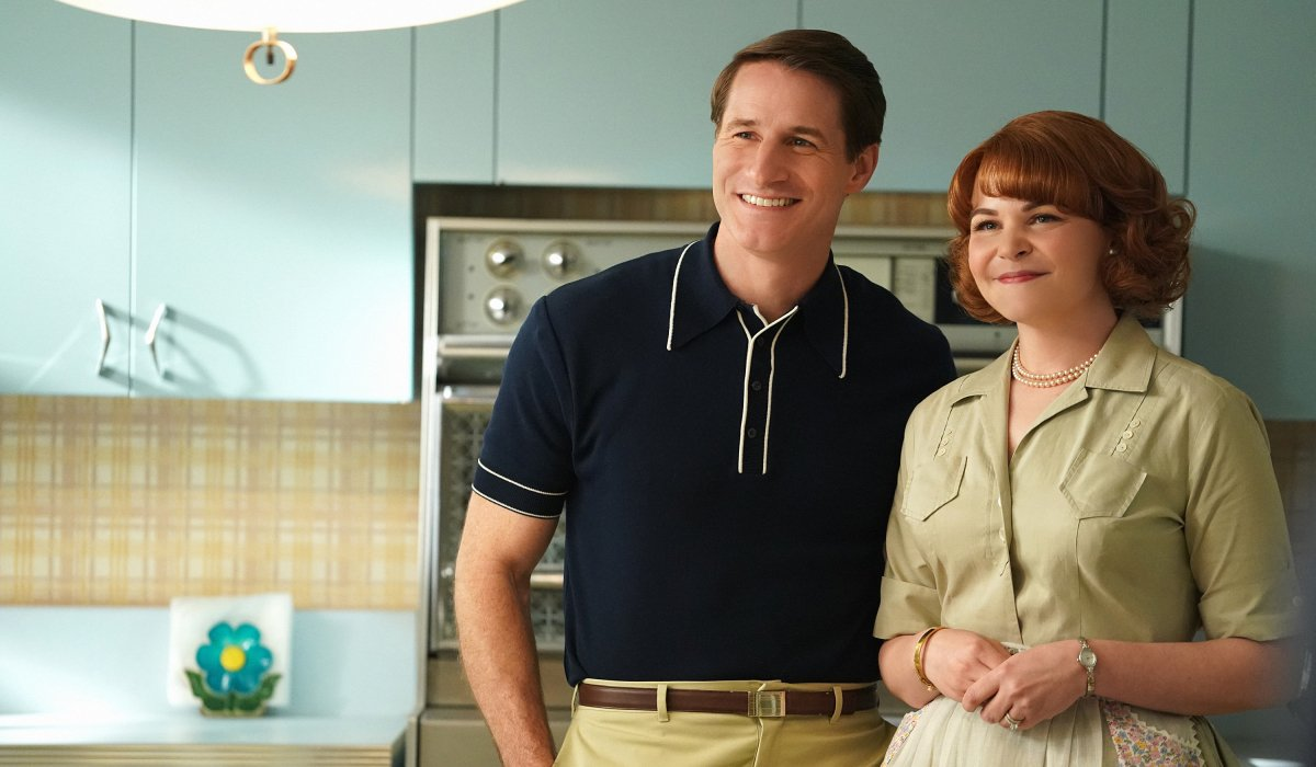 ginnifer goodwin and sam jaeger why women kill 1960s ccbs all access