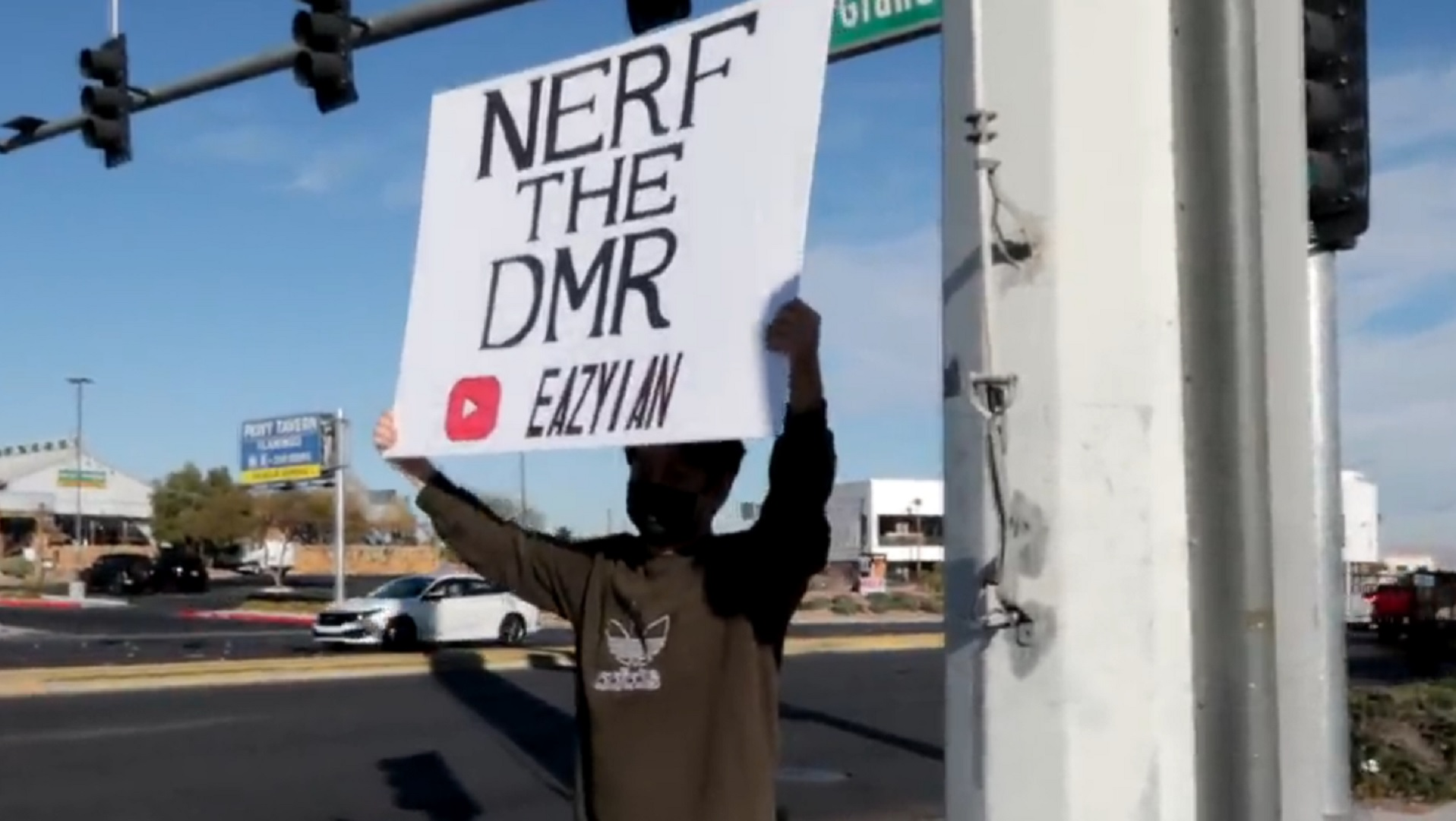 Calls to nerf Warzone's DMR are bleeding into the real world