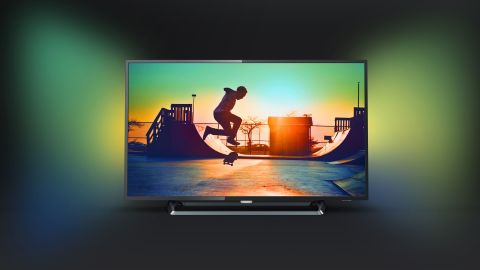 Philips 43PUS6262 43-inch 4K HDR Ambilight TV review | TechRadar