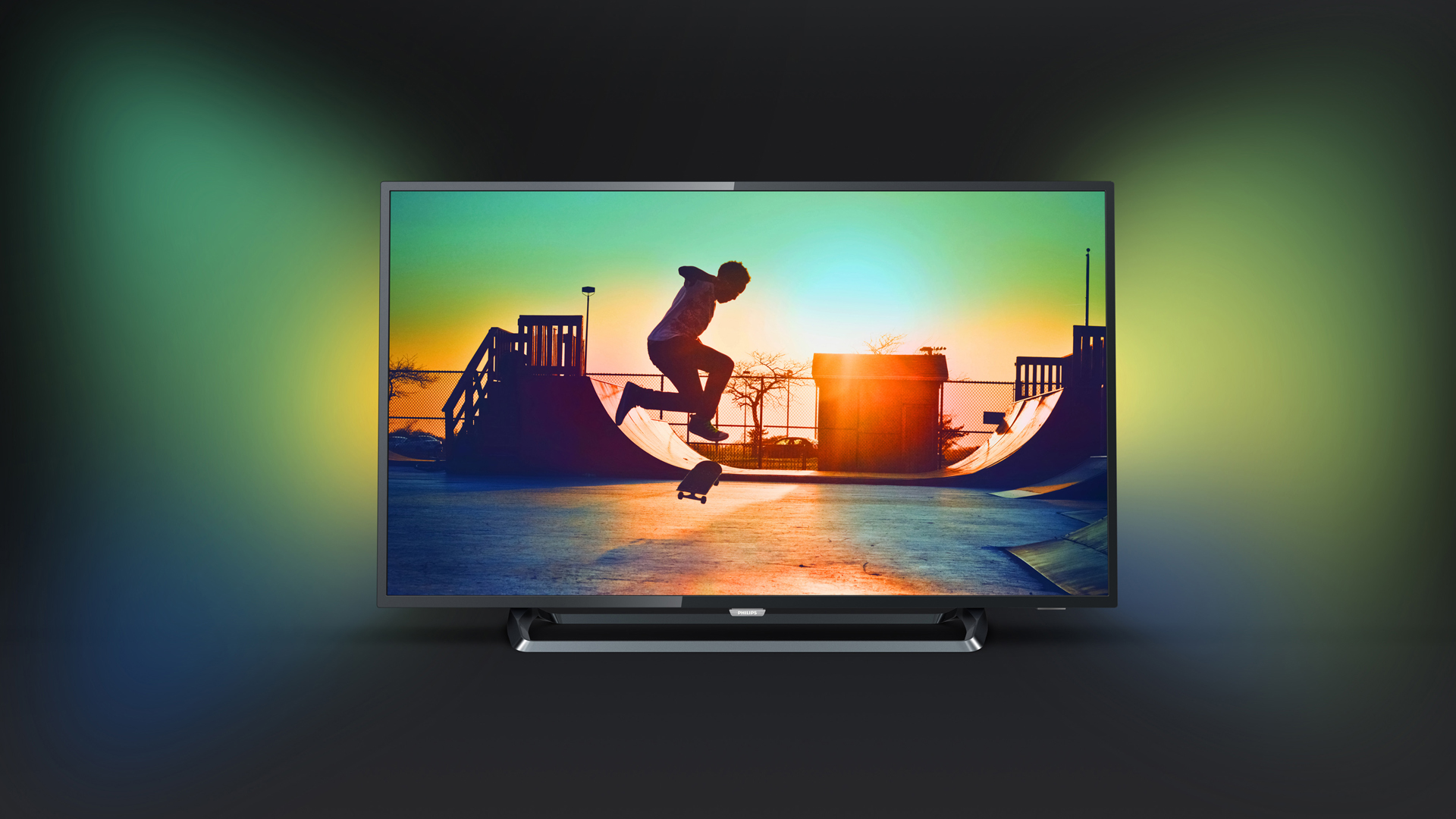 Philips 43PUS6262 43-inch 4K HDR Ambilight TV review   TechRadar