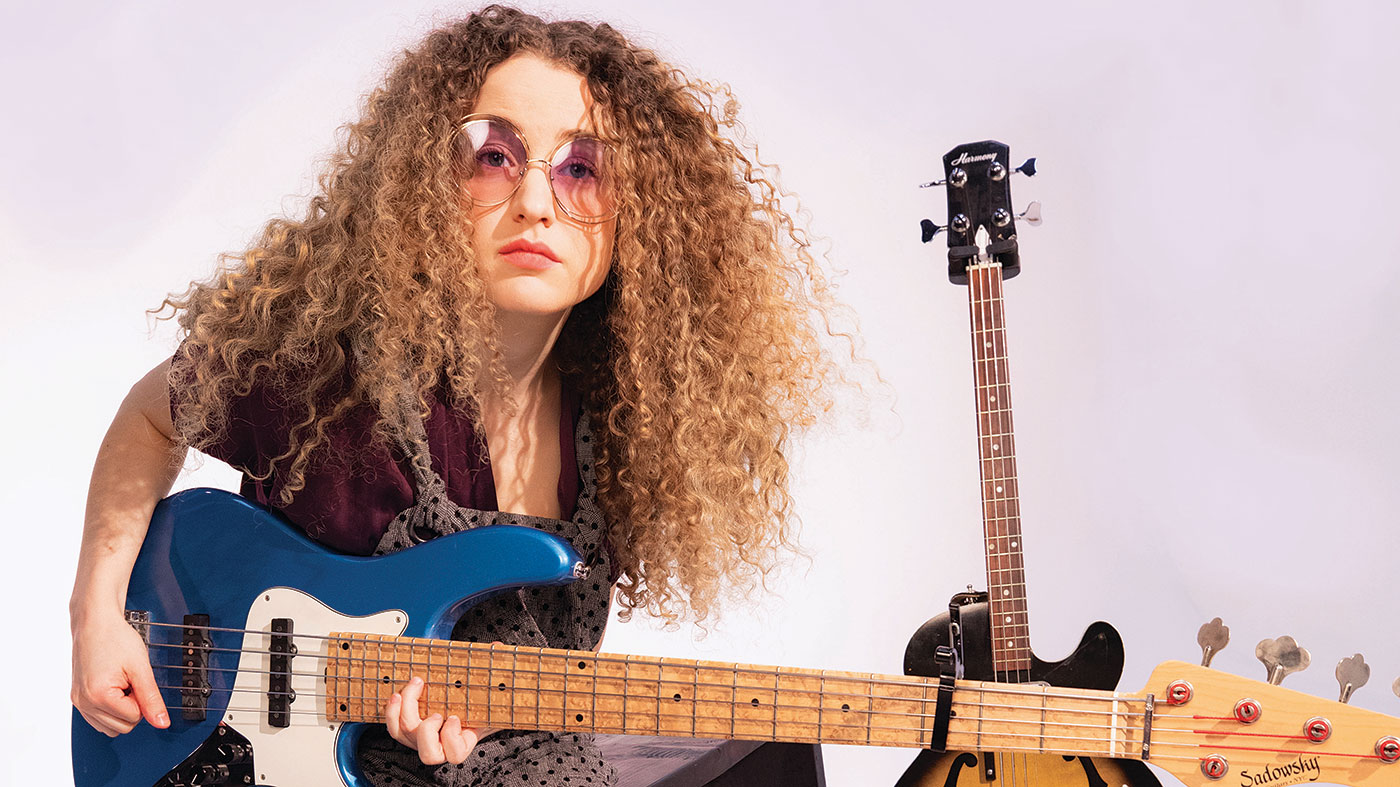 "Tal Wilkenfeld: ""I'm a completely different bass player now. When I was in Jeff Beck's band, I hadn't even been playing for four years!"""