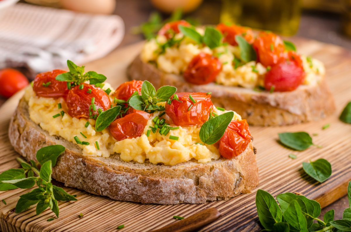 Here's how to make perfect scrambled eggs – fast