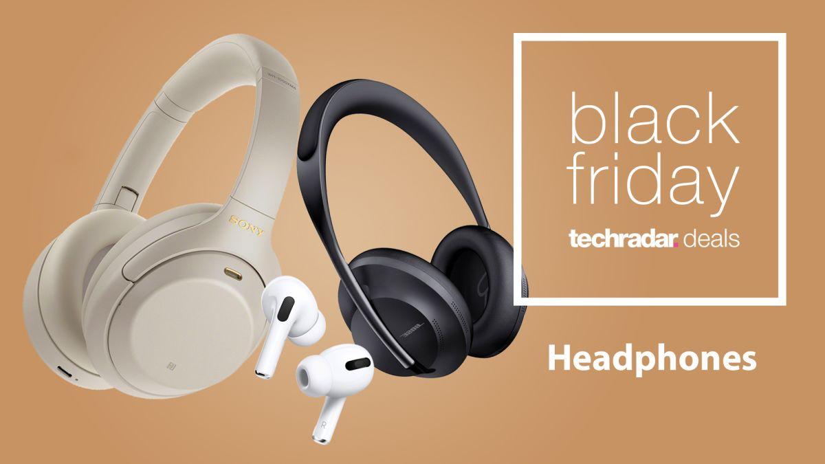 The Best Black Friday Headphones Deals 2020 Techradar