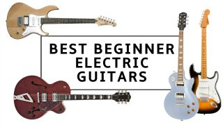 8 best beginner electric guitars 2020: learn to play on these epic electric guitars for beginners