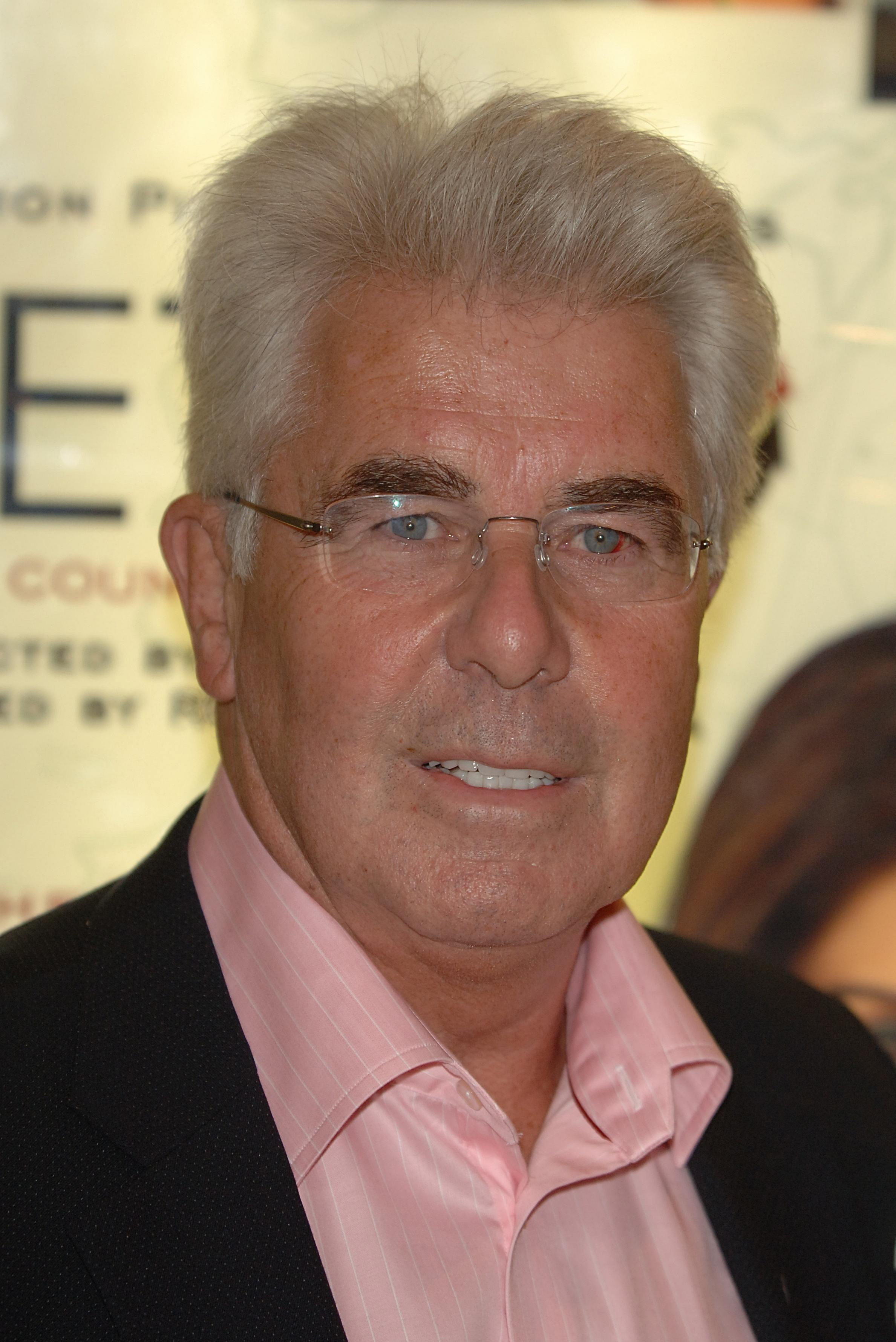 'Kerry is absolutely distraught' - Max Clifford