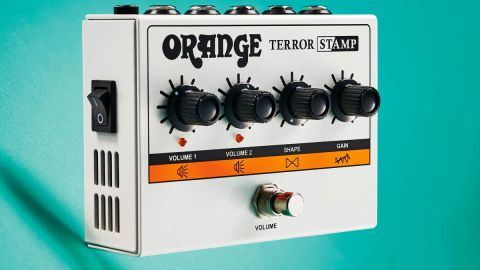 Orange Terror Stamp review