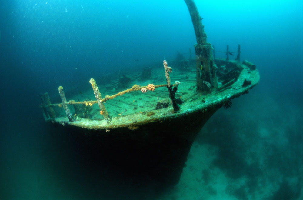 Shipwrecks Gallery: Secrets of the Deep | Live Science