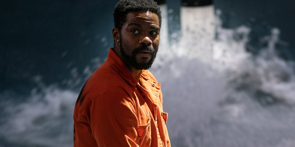 Jovan Adepo as Larry Underwood in The Stand