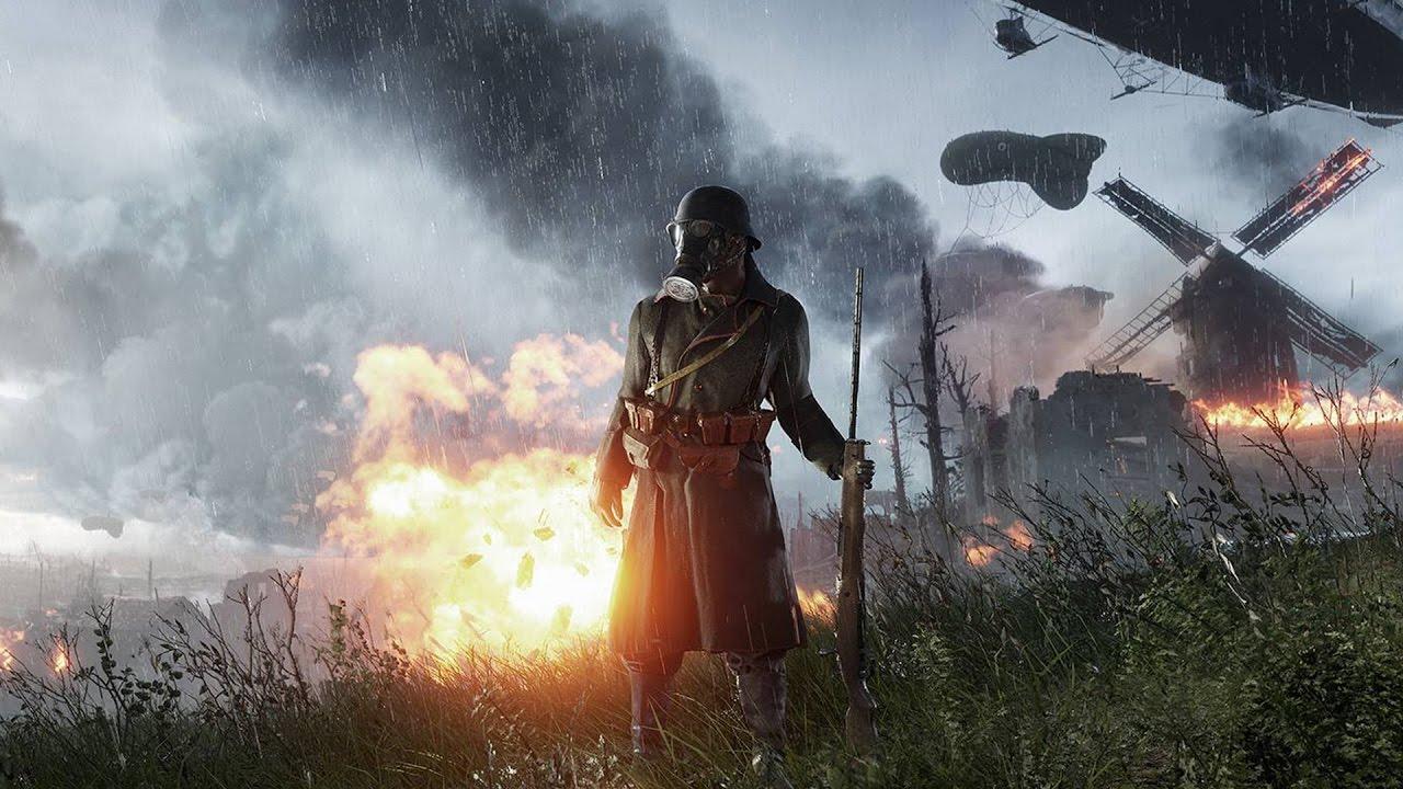 Battlefield 1 players put down their guns for Armistice