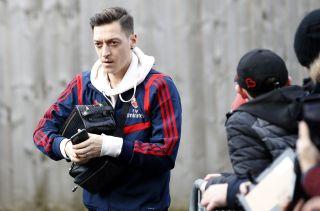 Mesut Ozil file photo