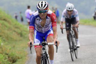Thibaut Pinot (Groupama-FDJ) at the 2019 Tour de France
