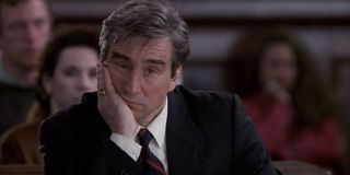 Sam Waterson on Law and Order