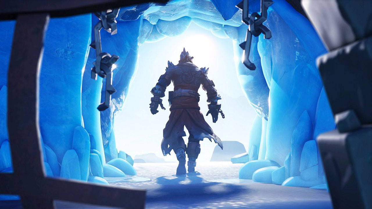 fortnite snowfall challenges the prisoner skin revealed and all the hidden battle star and banner locations from the loading screens gamesradar - fortnite season 8 blockbuster skin