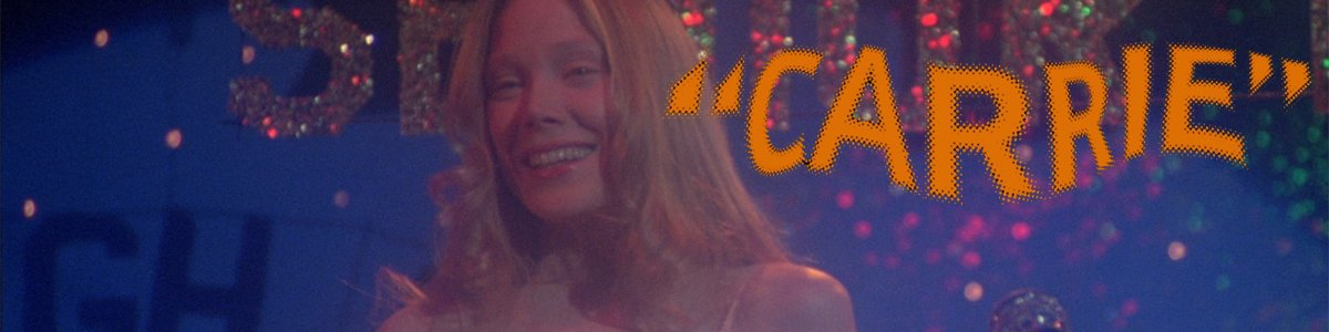 Adapting Stephen King banner Carrie