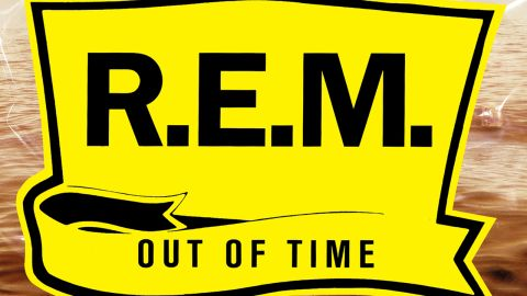 Cover art for R.E.M.'s Out Of Time