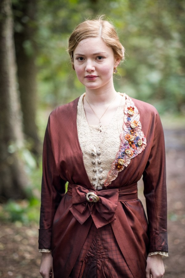 Constance Chatterley (HOLLIDAY GRAINGER) (BBC Pictures)