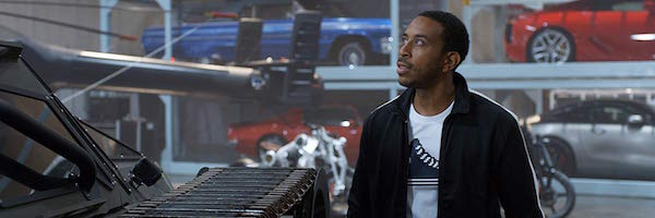 Ludacris in The Fate of the Furious