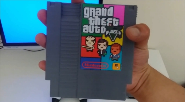 PS4 Modded To Run Games From NES Cartridges - CINEMABLEND
