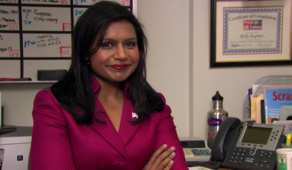 Kelly Kapoor The Office NBC