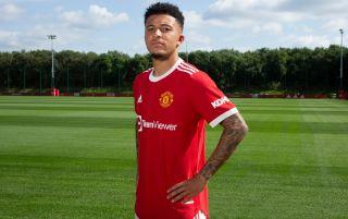 Jadon Sancho, Manchester United