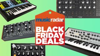 Moog synths savings at Sweetwater
