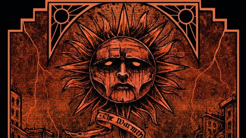Cover art for Employed To Serve - The Warmth Of A Dying Sun album