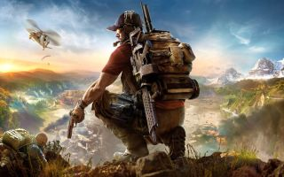 Fans think Nomad from Ghost Recon Wildlands could be the