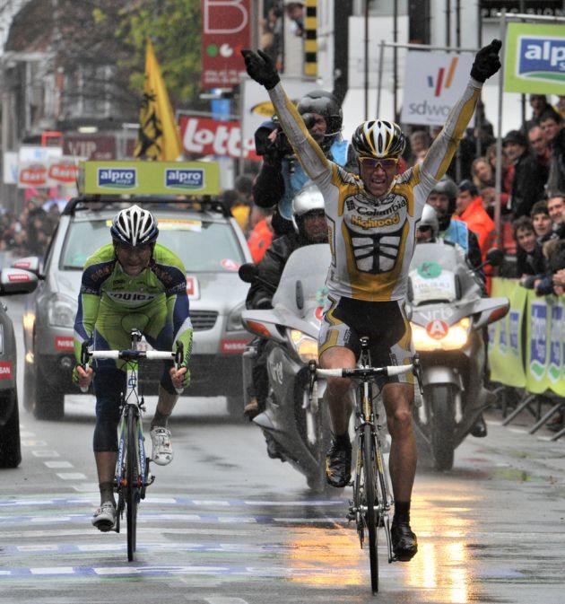 Boasson Hagen wins 2009 Ghent-Wevelgem Columbia Highroad