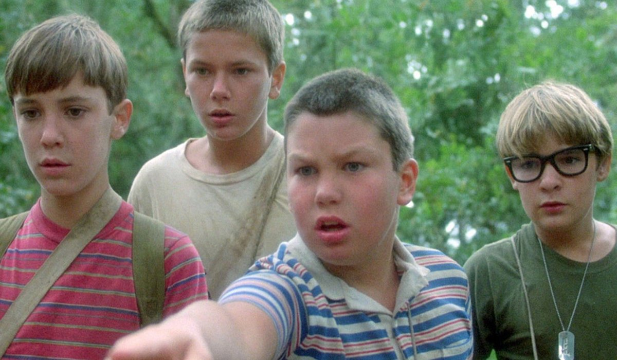 Stand By Me movie young cast