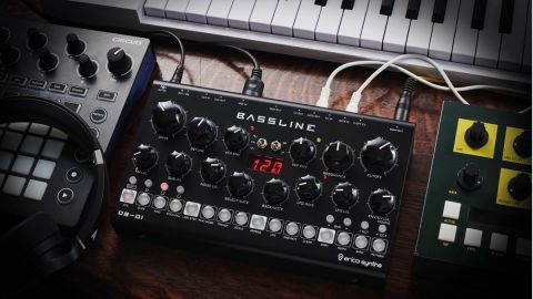 Erica Synths Bassline DB-01 review