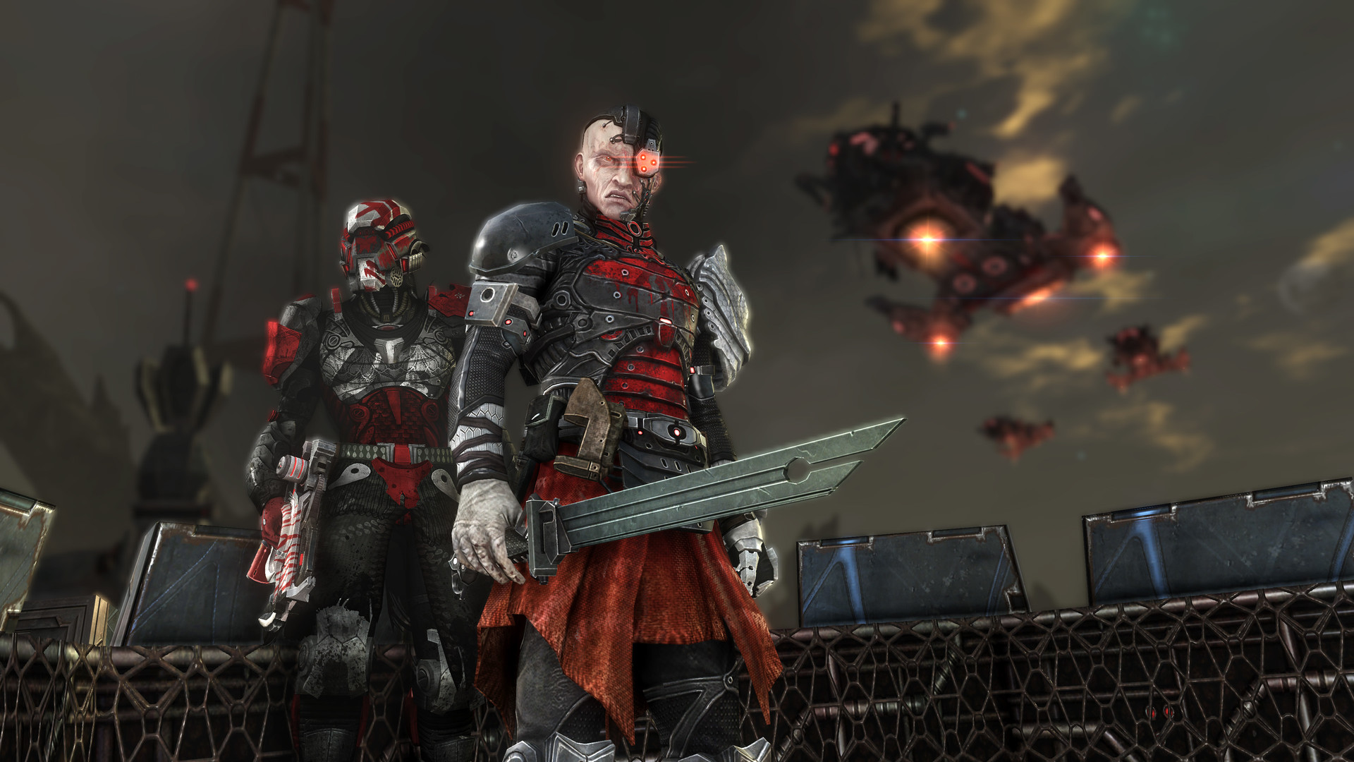 Defiance 2050 Is A Relaunch That Fixes Little Of What Sucked About