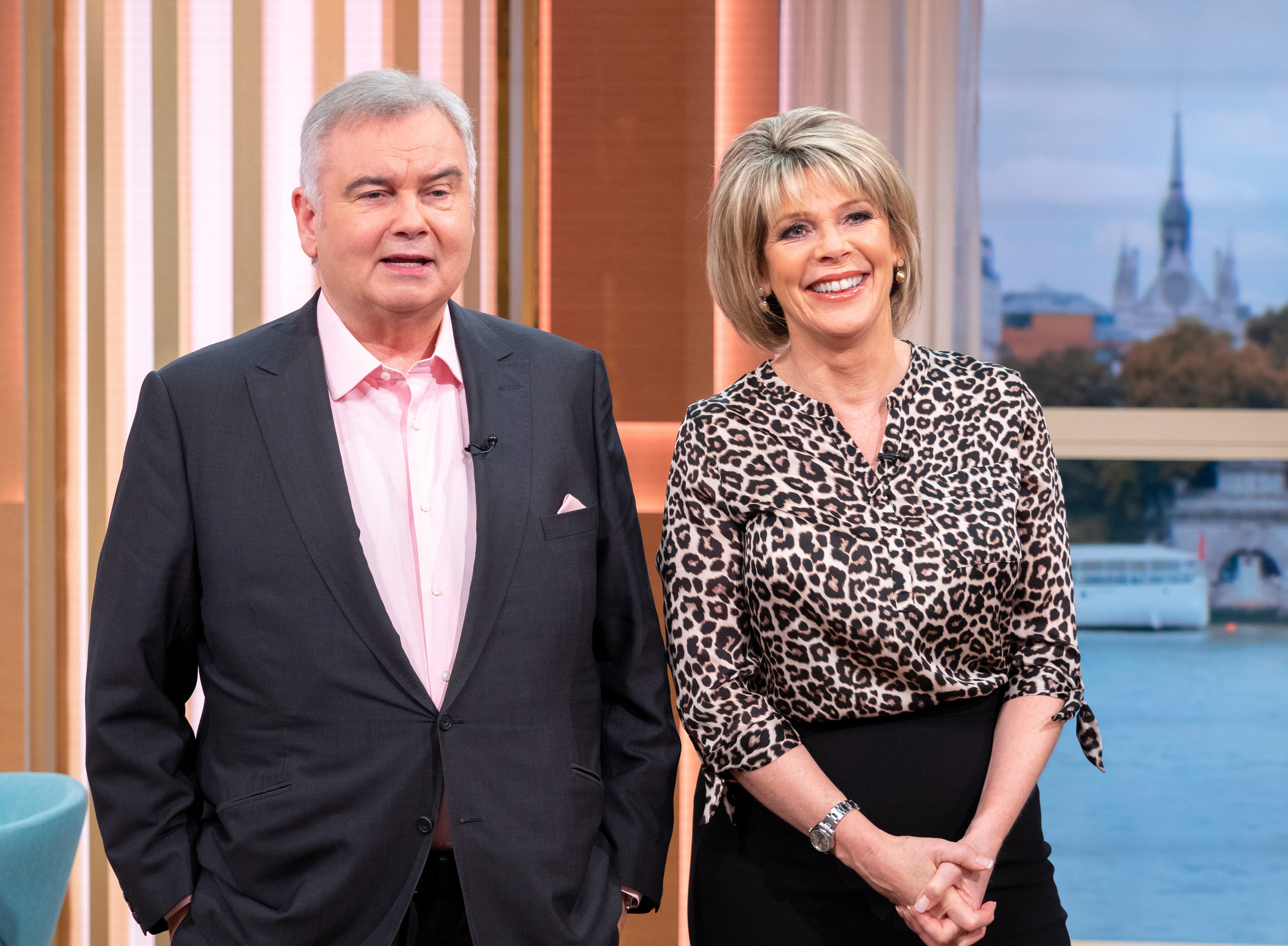 picked up quality products multiple colors Ruth Langsford wears £22 blouse in this season's most on ...