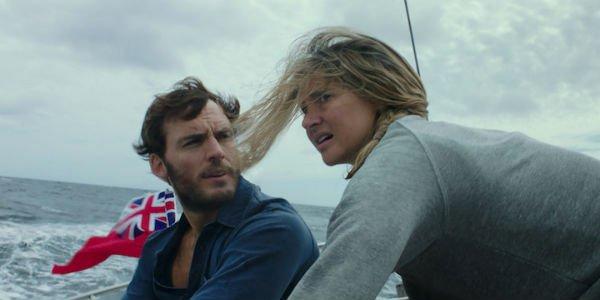 Adrift Movie 2018